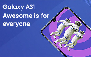 Samsung Galaxy A31 Might Soon Land in Pakistan; Brings a Beautiful Display And a Quad-camera In Tow