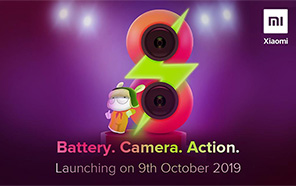 Xiaomi Redmi 8 is all set to be unveiled on 9th October, might also land in Pakistan soon