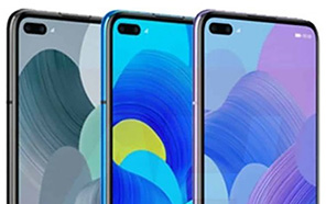 Huawei Nova 6, P Smart 2020 and MatePad Pro are coming, spotted in fresh renders