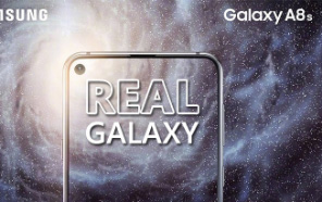 Samsung Galaxy A8s with World's first in-Display Camera hole is Launching on 10th December