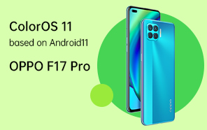 Oppo F17 Pro Will Get the ColorOS 11 Update in Pakistan by Next Week, Official Sources Confirm