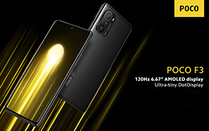 POCO F3 Debuts in Pakistan; Here Are the Features, Early Bird Pricing, and Availability Details