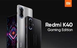 Redmi K40 Gaming Edition is Coming to the Global Market Soon; Immersive Gaming Powerhouse