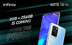 Infinix Note 10 Pro 256GB Edition is Coming to Pakistan Soon; Guess the Price to Win Exciting Gifts
