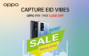OPPO F19 Price in Pakistan Gets a Big Slash as an EID offer; Save Up to Rs. 5,000 On this Mid-ranger