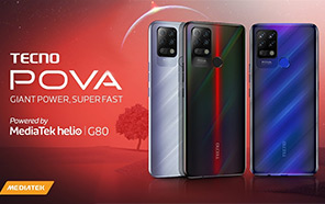 Tecno Pova Ready for Launch; Official Specs and Images hint a Performance-focused Series