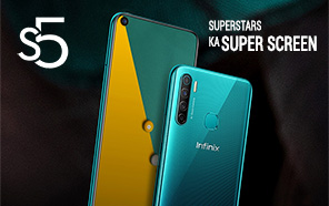 Infinix S5 incoming: An affordable phone with a Punch Hole Display, Sounds unreal