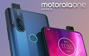 Motorola One Hyper Launched; Pop-up Design and Great Camera
