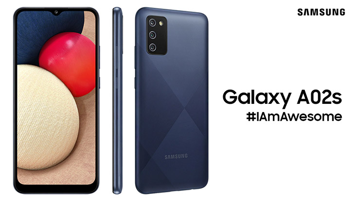 Samsung Galaxy A02s With Triple Rear Camera and 5,000mAh Battery will be  Available Soon in Pakistan - WhatMobile news