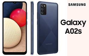 Samsung Galaxy A02s With Triple Rear Camera and 5,000mAh Battery will be Available Soon in Pakistan