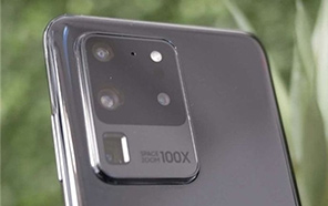 Samsung Galaxy S20 Ultra & Galaxy S20+ Appear in Live Images; Samsung Confirms the Revised Branding