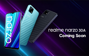 Realme Narzo 30A is Coming to Pakistan Soon; Debut of the Budget Narzo Series in Pakistan