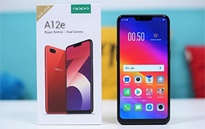 Oppo A12e Listing Mistakenly Outed by the Official Website; Seems to be a Rebranded Oppo A3s
