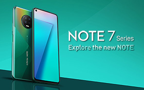 Infinix Note 7 and Note 7 Lite listed on the Official Website, Feature Quad-Cameras and 5,000 mAh Batteries