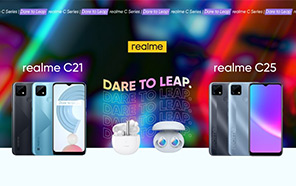 Realme C21 & C25 Launching in Pakistan Tomorrow, April 7; Here is Everything You Need to Know