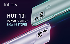 Infinix Hot 10i is Now Available in Offline Stores; Fast Chip, Big Storage, and Long Battery Life