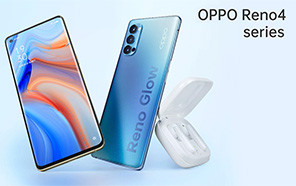 Oppo Reno 4 and Reno 4 Released, Beautiful Camera-Focused Flagships with Snapdragon 765G & 65W Fast Charging