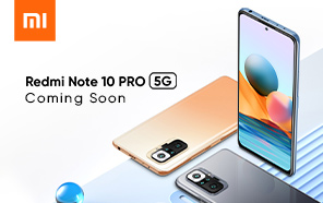 Redmi Note 10 Pro 5G is Coming Soon; Qualcomm Chip and Design Leaked on Twitter