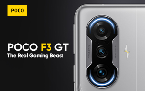 POCO F3 GT May Debut Soon; Launch Timeline Leaked for the Global Variant of the Redmi K40 Gaming Edition