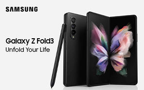 New Samsung Galaxy Z Fold 3 Leak Features Its Specification Sheet and Promo Images