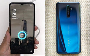 OPPO Reno Ace Photo Leaks reveal design, quad camera and Super VOOC 2.0 Charging speed