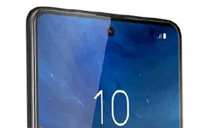 Samsung Galaxy Note 10 Lite and Galaxy S10 Lite Leaked: Fresh renders flaunt minimum bezels & a Punch-hole Display