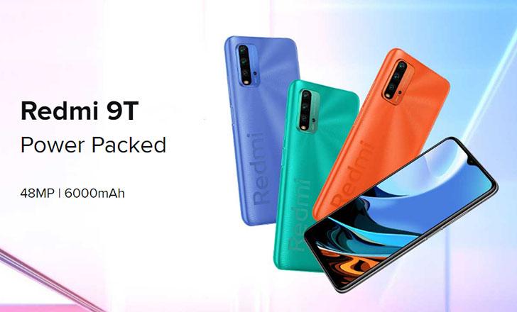 Xiaomi Redmi 9T arrive bientôt au Pakistan avec des caméras arrière quadruples 48MP et une batterie de 6 000 mAh - News 24