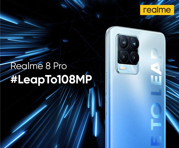Realme 8 Pro Featured on the FCC; To Launch Soon with a 4500 mAh Battery  and 65W Dart Charging - WhatMobile news