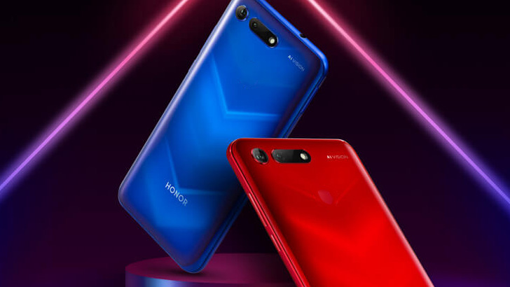 Honor 20 and Honor 20 Pro are coming soon with OLED displays