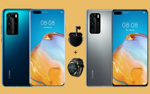 Huawei P40 and P40 Pro Available for Pre-order Across Europe; Expected to Arrive soon in Pakistan