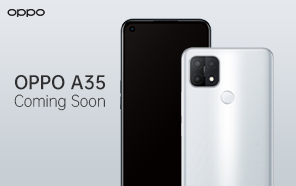 Oppo A35 is Coming Soon; Specifications, Features, Product Images, and Pricing Revealed