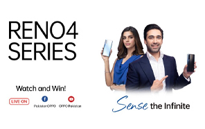 Oppo Reno 4 Series is all set to launch in Pakistan Tomorrow, September 10; Style Meets Performance