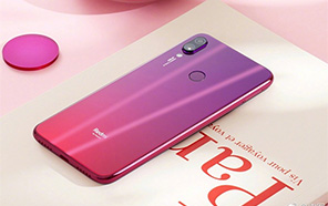 Redmi 7's Official images posted on Weibo