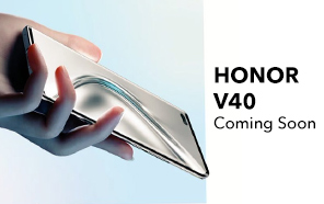 Honor V40 is Coming Soon; Teasers Show Honor's First Phone As an Independent Brand