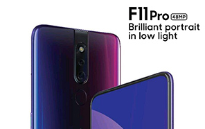 OPPO F11 Pro got leaked, Render and technical specifications out
