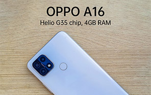 OPPO A16 with Helio G35 Benchmarked on Geekbench; Specifications and Performance Details Surface