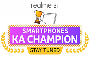 Realme 3i teased, Expected to Launch on 15th of july