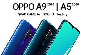 Oppo A9 2020 and A5 2020 are all set to launch in Pakistan on 19th of September