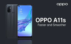 OPPO A11s Featured in High-quality Press Images; Colors and Design Uncovered