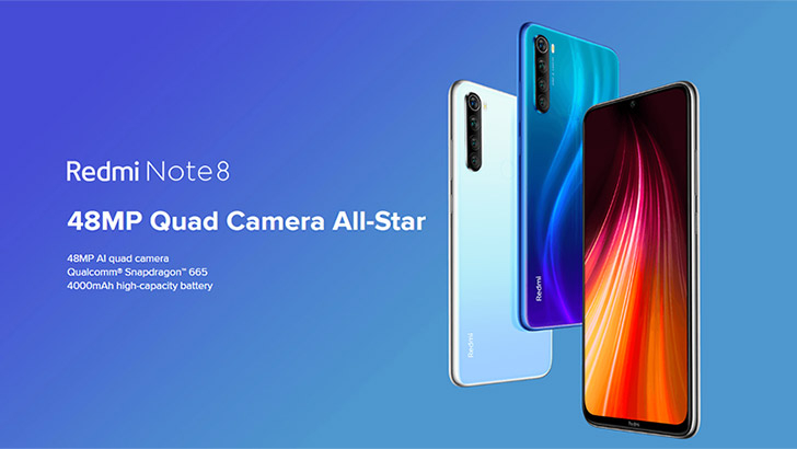 Xiaomi Redmi Note 8 Series Launched In Malaysia Coming To Pakistan In The Next Few Days Whatmobile News