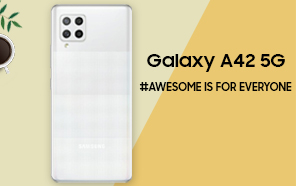 Samsung Galaxy A42 Infographic Reveals all Specs; Expected to Arrive Soon