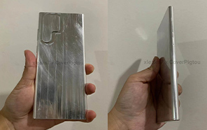 Samsung Galaxy S22 Ultra Dummy Model Shows Up in a Video Leak