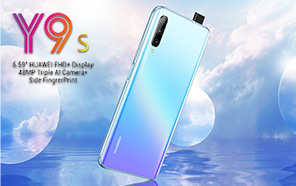 Huawei Y9s 2019 gets listed on official website, coming this month to Pakistan