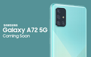 Samsung Galaxy A72 5G Quad Camera Details Revealed; The Fifth Telephoto Camera Likely Dropped
