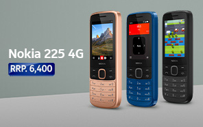 The New Nokia 225 4G Launched in Pakistan; Premium Design and 4G Perks at Rs 6,400