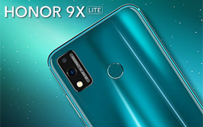 Honor 9X Lite with 48 MP Camera Appears in a Leaked Promo Poster; Will Ship with Google Mobile Services