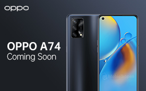 OPPO A74 4G and 5G Variants' Product Images Leaked; Key Specifications, Color Options, and Design