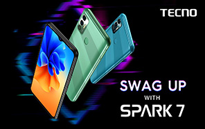 Tecno Spark 7 Unveiled with a 6000 mAh Battery and Entry-level Features; May Soon be Coming to Pakistan