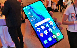 Oppo K3 full specs leaked, has a shark fin style pop-up front camera just like the Reno series.