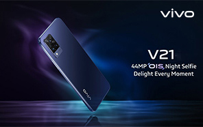Vivo V21 is all set to Launch in Pakistan After Eid; OIS Night Selfie and Sleek Glass Design